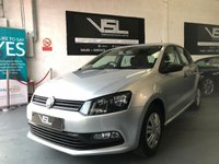 USED 2015 15 VOLKSWAGEN POLO 1.0 S AC 5d 60 BHP 2 Owners, Full Service History