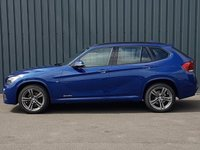2015 BMW X1 2.0 XDRIVE18D M SPORT 5d 141 BHP £SOLD