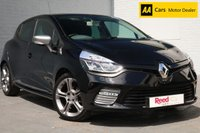 USED 2016 16 RENAULT CLIO 1.2 GT LINE NAV TCE 5d AUTO 120 BHP 1 OWNER+FSH+NAV+AUTO+GT LINE
