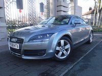USED 2008 58 AUDI TT 2.0 TFSI 3d AUTO 200 BHP ****FINANCE ARRANGED***PART EXCHANGE***1OWNER***ONLY 16000 MILES***