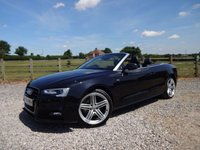 USED 2014 64 AUDI A5 2.0 TDI S LINE SPECIAL EDITION 2d 175 BHP HIGH SPECIFICATION WITH FULL SERVICE HISTORY