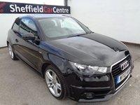 2012 AUDI A1 1.6 TDI S LINE 3d 105 BHP £8975.00