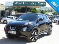 USED 2014 63 NISSAN JUKE 1.5 DCI N-TEC 5d 109 BHP Well Equipped Funky Crossover