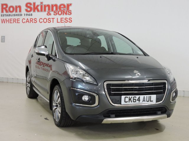 View our 2014 64 PEUGEOT 3008 1.6 E-HDI ACTIVE 5d 115 BHP