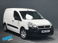 USED 2017 17 PEUGEOT PARTNER 1.6 BLUE HDI PROFESSIONAL  * 0% Deposit Finance Available