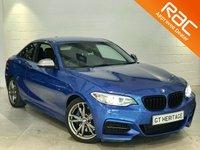 2017 BMW 2 SERIES 3.0 M240I 2d AUTO 335 BHP £27497.00