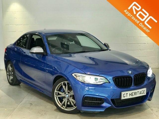 2017 17 BMW 2 SERIES M240I PRO NAV_H&K_PDC