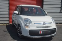 USED 2014 14 FIAT 500L 1.4 POP STAR 5d 95 BHP