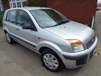 2008 FORD FUSION 1.4 STYLE CLIMATE 5d 68 BHP  £30 Tax Model   £1450.00
