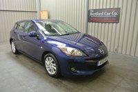 2012 MAZDA 3 1.6 TS2 5d 103 BHP £5495.00