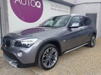 USED 2011 61 BMW X1 2.0 XDRIVE20D SE 5d AUTO 174 BHP FULL SERVICE HISTORY + OVER £5K EXTRAS