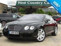 USED 2006 BENTLEY CONTINENTAL 6.0 GT 2d AUTO 550 BHP A True Gentleman's Express