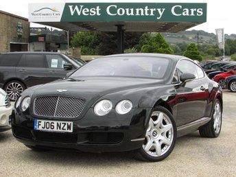 2006 BENTLEY CONTINENTAL 6.0 GT 2d AUTO 550 BHP £26000.00