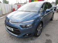 2014 CITROEN C4 PICASSO 2.0 BLUE HDI EXCLUSIVE PLUS 5d 148 BHP £10250.00