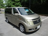 USED 2002 52 NISSAN ELGRAND 3.5 3.5 1d AUTO WAS £6,995 NOW ONLY £6,495 !!