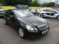 USED 2011 11 MERCEDES-BENZ E CLASS 2.1 E250 CDI BLUEEFFICIENCY SE EDITION 125 4d 204 BHP SUPERB VALUE E250 CDI SE EDITION !!