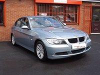 2005 BMW 3 SERIES 320D SE 2.0 4d AUTO £3500.00