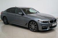 2017 BMW 5 SERIES 3.0 530D XDRIVE M SPORT 4d AUTO 261 BHP £35495.00