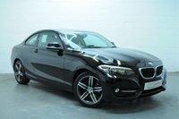 2014 BMW 2 SERIES 2.0 218D SPORT 2d 141 BHP £12395.00