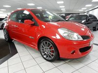 USED 2008 08 RENAULT CLIO 2.0 RENAULTSPORT 197 STUNNING SERVICE HISTORY