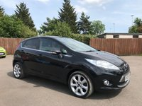 2009 FORD FIESTA 1.6 TITANIUM 5d 1 OWNER FROM NEW £4250.00