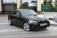 2012 BMW 1 SERIES 125D M SPORT 2.0 5d AUTO  £11250.00
