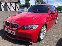 2008 BMW 3 SERIES 3.0 330D M SPORT 4d 228 BHP £5690.00