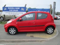 USED 2010 10 PEUGEOT 107 1.0 URBAN 5d 68 BHP £20 A Year Road Tax - 6 Stamps Of service History .1 Owner Car .New MOT & Full Service Done on purchase + 2 Years FREE Mot & Service Included After . 3 Months Russell Ham Quality Warranty . All Car's Are HPI Clear . Finance Arranged - Credit Card's Accepted . for more cars www.russellham.co.uk  - .Spare Key-Owners Book Pack