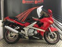 1999 KAWASAKI ZZR600 599cc ZX 600-E6  £1690.00
