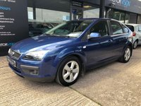 USED 2007 07 FORD FOCUS 1.8 ZETEC CLIMATE TDCI 5d 114 BHP One owner from new !!! Full service history