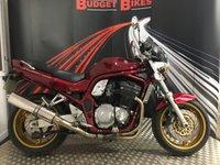 1997 SUZUKI Bandit 1200 1157cc GSF 1200 V  £2490.00
