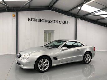 View our MERCEDES-BENZ SL 350