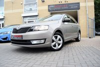2013 SKODA RAPID 1.6 SE TDI CR 5 DOOR  £6750.00