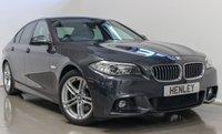 2014 BMW 5 SERIES 2.0 520D M SPORT 4d AUTO 188 BHP £15990.00