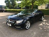 2011 MERCEDES-BENZ CLS CLASS 3.0 CLS350 CDI AMG SPORT 4d AUTO 265 BHP £14500.00