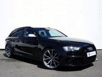 USED 2015 15 AUDI A4 4.2 RS4 AVANT FSI QUATTRO 5d AUTO 444 BHP BEAUTIFUL EXAMPLE with FULL AUDI SERVICE HISTORY & SPORT PACKAGE....