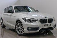 2015 BMW 1 SERIES 1.5 116D SPORT 5d 114 BHP £12990.00