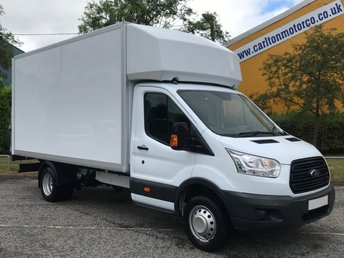2015 FORD TRANSIT 2.2 350 TDCI 125 L4 LUTON+ TAIL LIFT DRW FREE UK DELIVERY £13950.00