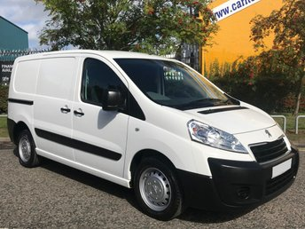 2013 PEUGEOT EXPERT 2.0 HDI 1000 L1H1 130 SWB LOW ROOF INSULATED Low mileage Van T/SLD Ex Council  £7450.00