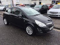USED 2012 12 VAUXHALL CORSA 1.2 SE 3d 83 BHP OUR  PRICE INCLUDES A 6 MONTH AA WARRANTY DEALER CARE EXTENDED GUARANTEE, 1 YEARS MOT AND A OIL & FILTERS SERVICE. 6 MONTHS FREE BREAKDOWN COVER.    CALL US NOW FOR MORE INFORMATION OR TO BOOK A TEST DRIVE ON 01315387070 !! !! LIKE AND SHARE OUR FACEBOOK PAGE !!