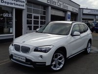 2013 BMW X1 2.0 XDRIVE18D XLINE 5d 141 BHP £11995.00