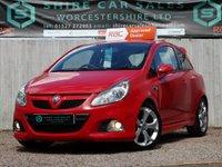 2008 VAUXHALL CORSA 1.6 VXR 3d 192 BHP £5750.00