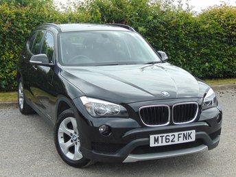 2012 BMW X1 2.0 XDRIVE18D SE 5d  £10125.00