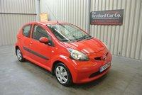 2006 TOYOTA AYGO 1.0 VVT-I PLUS 5d AUTO 67 BHP £3495.00