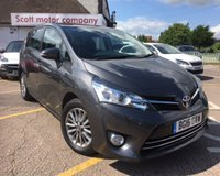 2016 TOYOTA VERSO 1.6 D-4D ICON 5d 110 BHP £10999.00