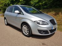 2011 SEAT ALTEA 1.6 SE ECOMOTIVE CR TDI 5d 103 BHP £4995.00