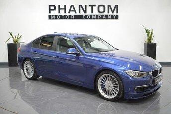 2014 BMW ALPINA D3 3.0 D3 BITURBO 4d 345 BHP £29990.00