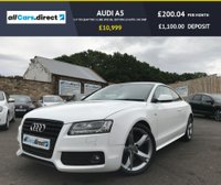 USED 2010 10 AUDI A5 3.0 TDI QUATTRO S LINE SPECIAL EDITION 2d AUTO 240 BHP