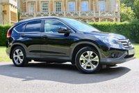 USED 2015 15 HONDA CR-V 2.2 I-DTEC EX 5d 148 BHP
