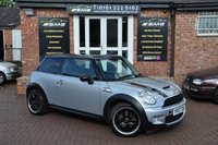 2007 MINI HATCH COOPER 1.6 COOPER S 3d 172 BHP £3795.00